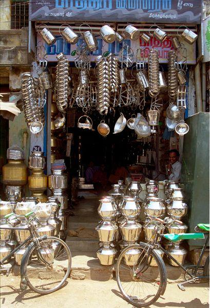 Magasin d'ustensiles de cuisine ou caverne d'Ali Baba?