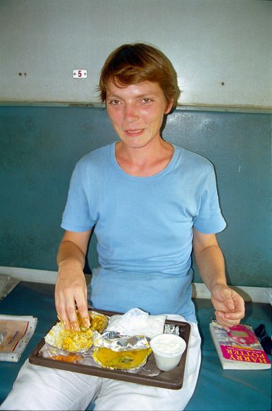 Petit déj pour 25 roupis...
